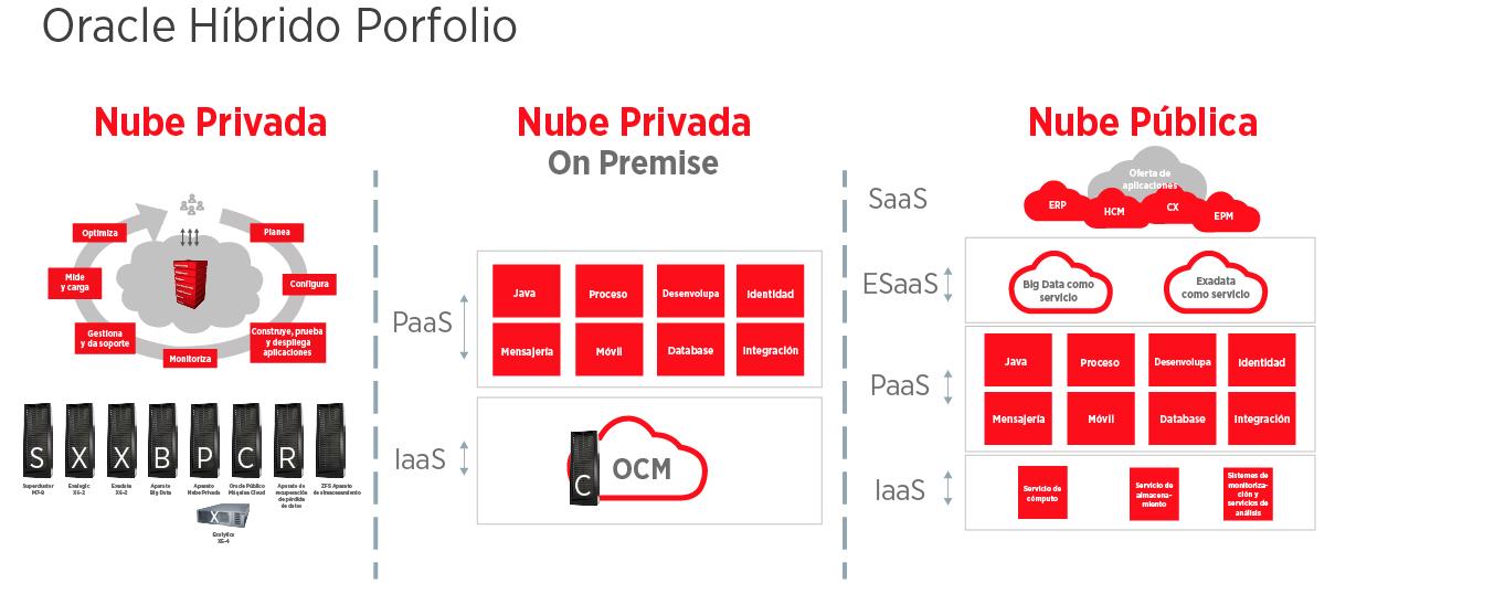 Oracle Hybrid PorfolioCAST