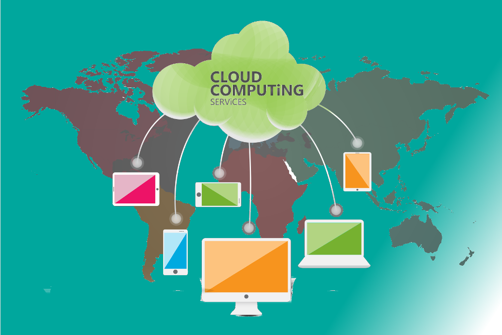 Cloud Computing-nube