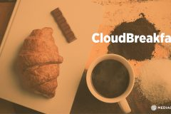 Do you know about Mediacloud's thematic breakfasts? This is CloudBreakfast