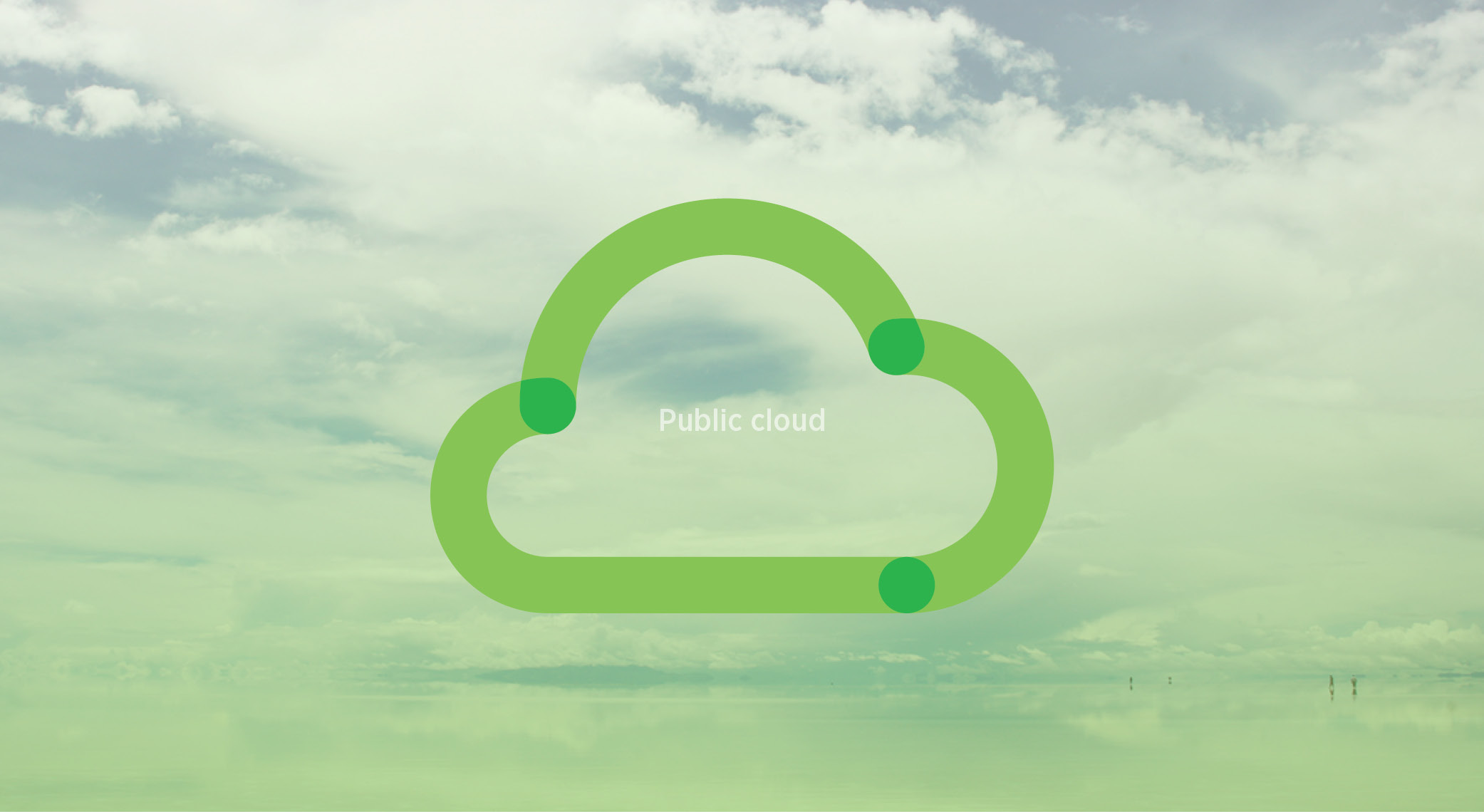 Kind of cloud-Public cloud