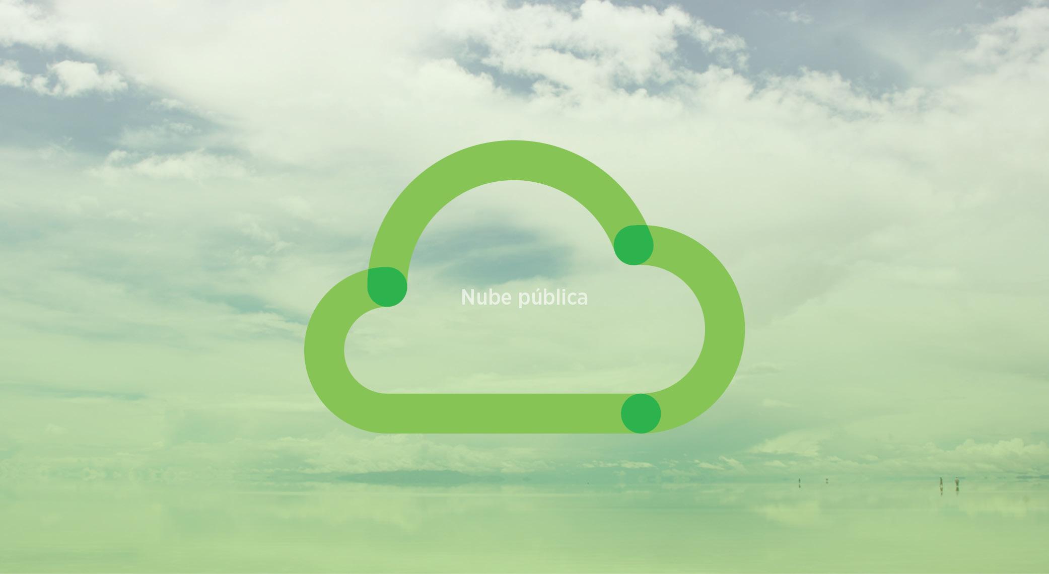 Tipo de nube-Nube pública
