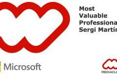 Microsoft otorga el Premio MVP al CTO de Mediacloud
