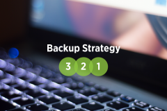 3-2-1 Backup: a great strategy for your safety copies