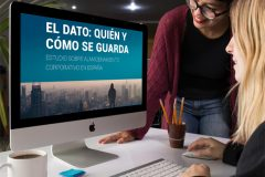 STUDY: How do Spanish companies keep data?
