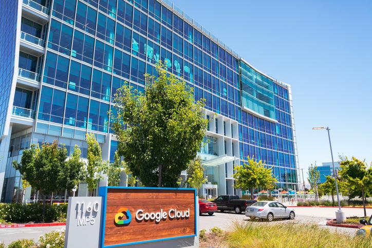 Nube online Google cloud