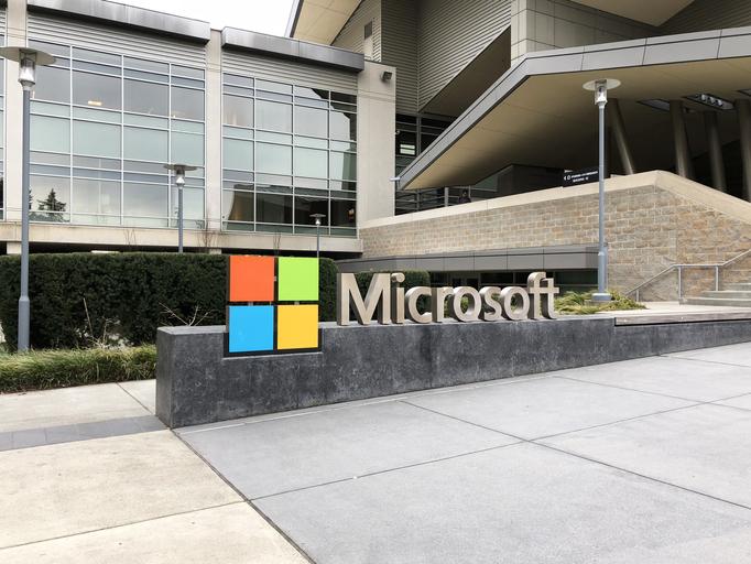 Nube online Microsoft