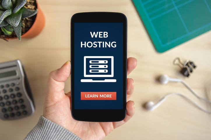 servidor hosting que es